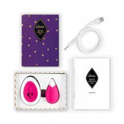 FEELZTOYS Anna - akkus, rádiós vibrációs tojás (pink)