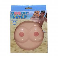 Boobie Flyer - szexi frizbi (repülő cicik)