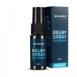 Boners Delay - ejakuláció késleltető spray (15ml)