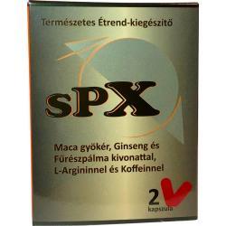 SPX - term. étrendkiegészítő férfiaknak (2db)