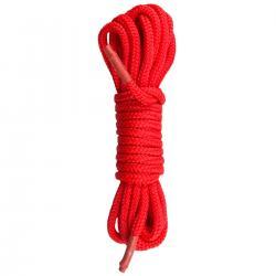 Easytoys Rope - bondage kötél (10m) - piros