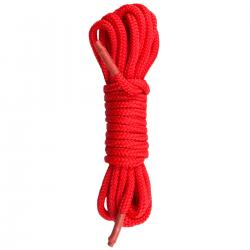 Easytoys Rope - bondage kötél (5m) - piros