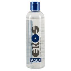 EROS Aqua - flakonos vízbázisú síkosító (250ml)